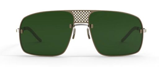 green shades glasses